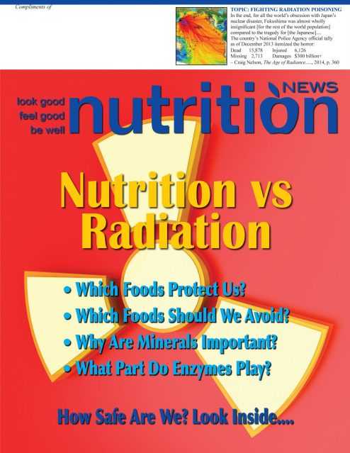 Nutrition vs Radiation_cover image