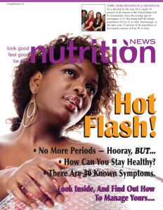 Nutrition News Cover Image