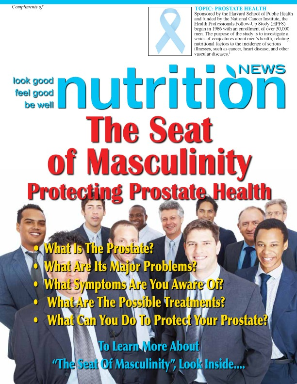 Men_Health_Issues_Prostate -Cover image