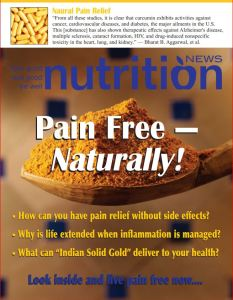 Nutrition News Curamin Cover