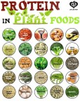 Plant based foods can provide us with some very important nutrients and minerals