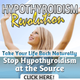 Hypothyroidism help with these 3 natural steps.