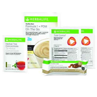 Try Herbalife Weight Loss Samples