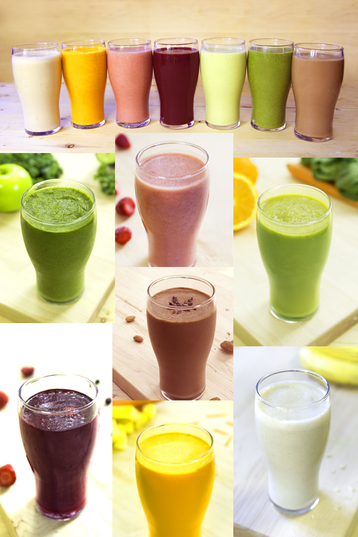healthy vegan smoothies
