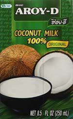 Aory-D coconut milk