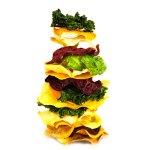 veggie crisps - healthy, homemade