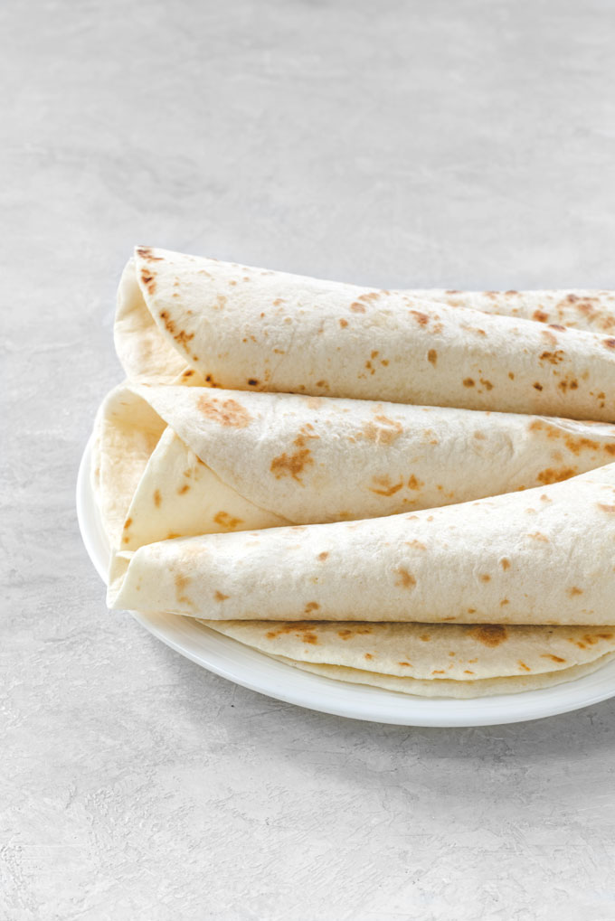 low carb tortillas with almond flour