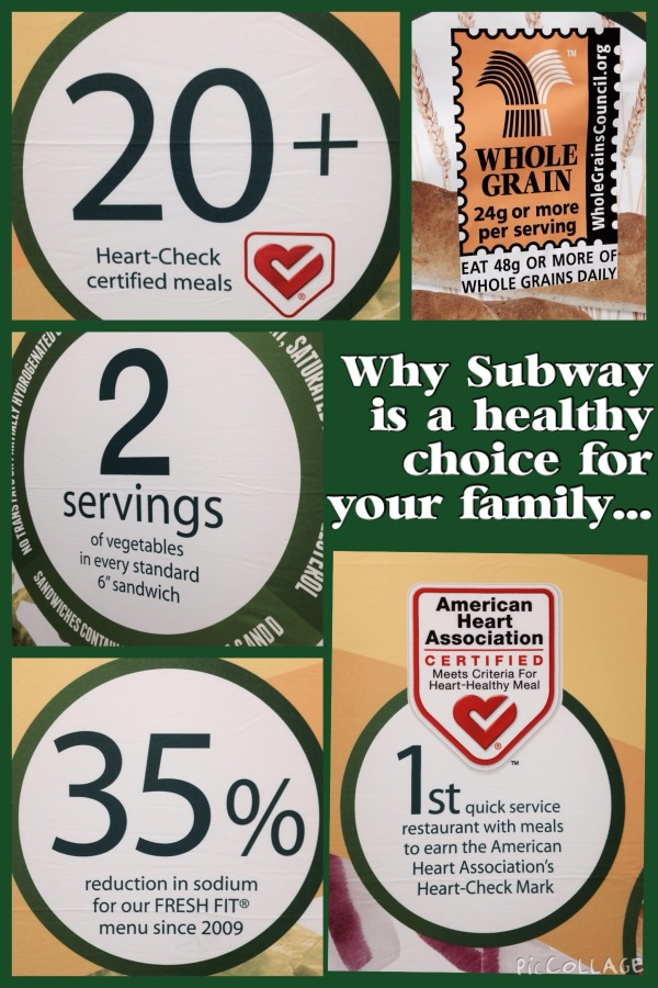 Getting Fit with SUBWAY: Healthy Eating On-the-Go!