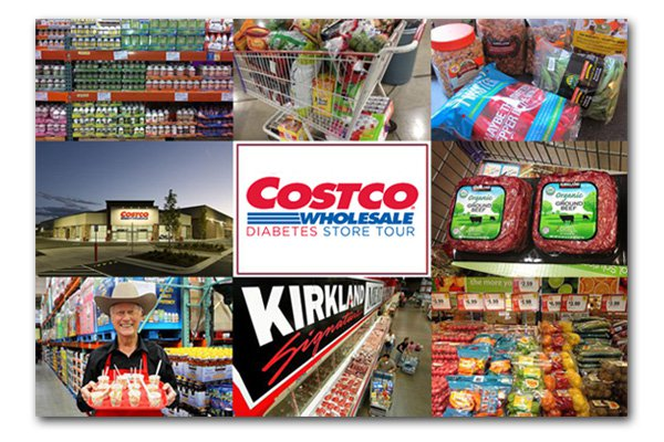 Costco Diabetes Store Tour