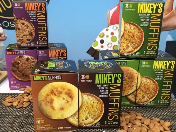 Mickey's Muffins- paleo friendly, gluten free