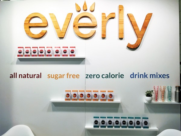 Everly Zero Calorie Drink Mixes