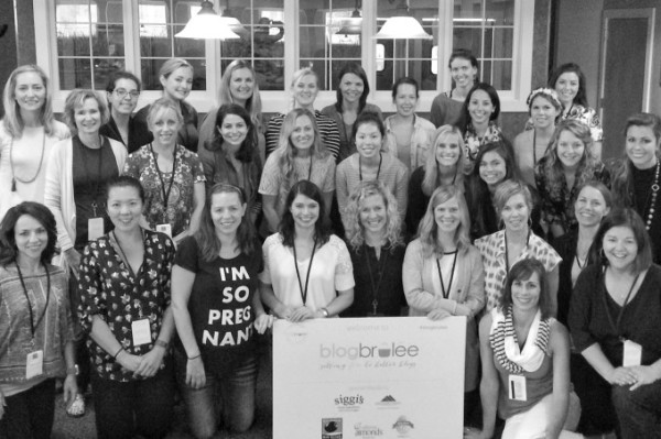 Blog Brulee 2015 Group Picture
