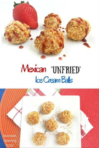 Mexican Fried Ice Cream Pin