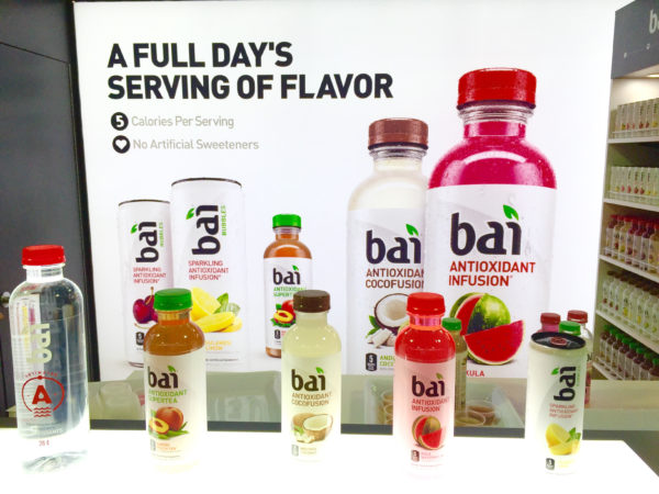 Drink Bai Summer Fancy Food Show 2016