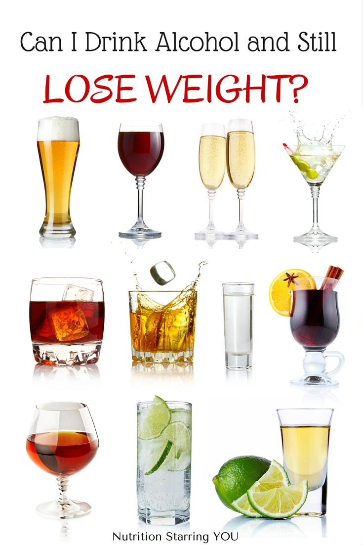 How Can I Lose Weight And Still Drink Wine