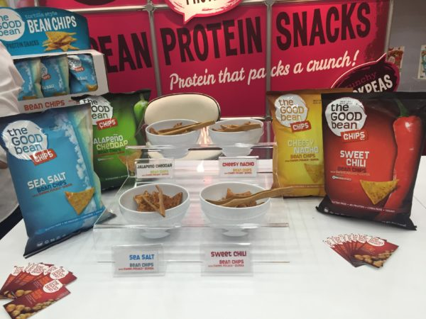 The Good Bean Protein Snacks Food Trends at Expo East 2016