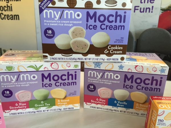 My/Mo Mochi Ice Cream Food Trends at Expo East 2016