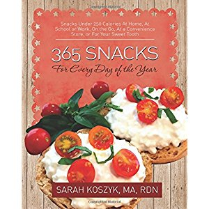 365 Snacks for Every Day of the Year: Book Review