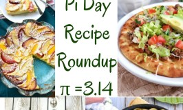 Pi Day Healthy Recipe Roundup