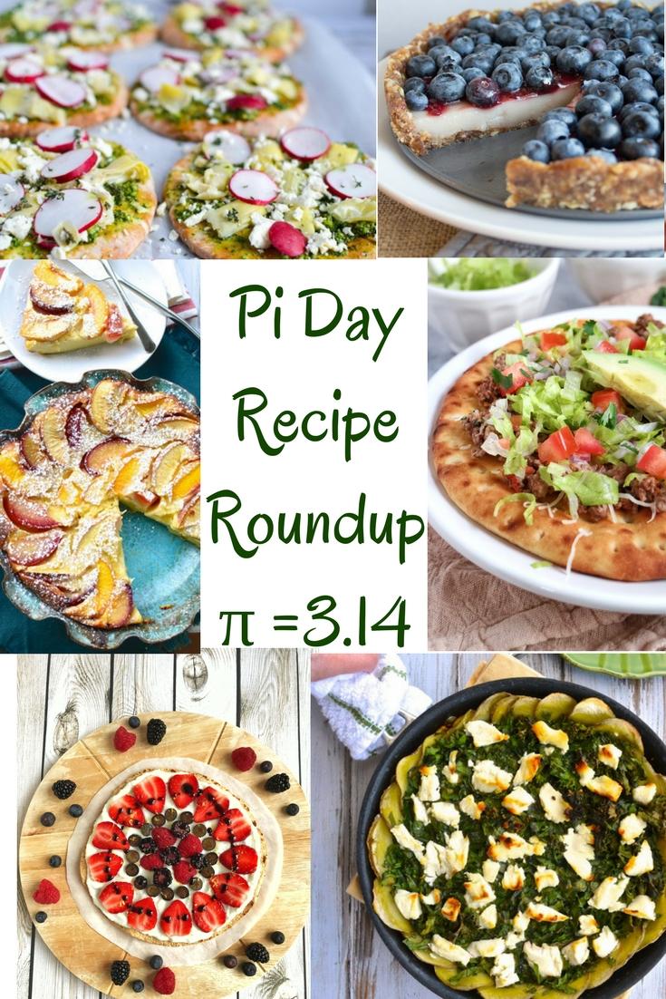 Pi Day Healthy Recipe Roundup