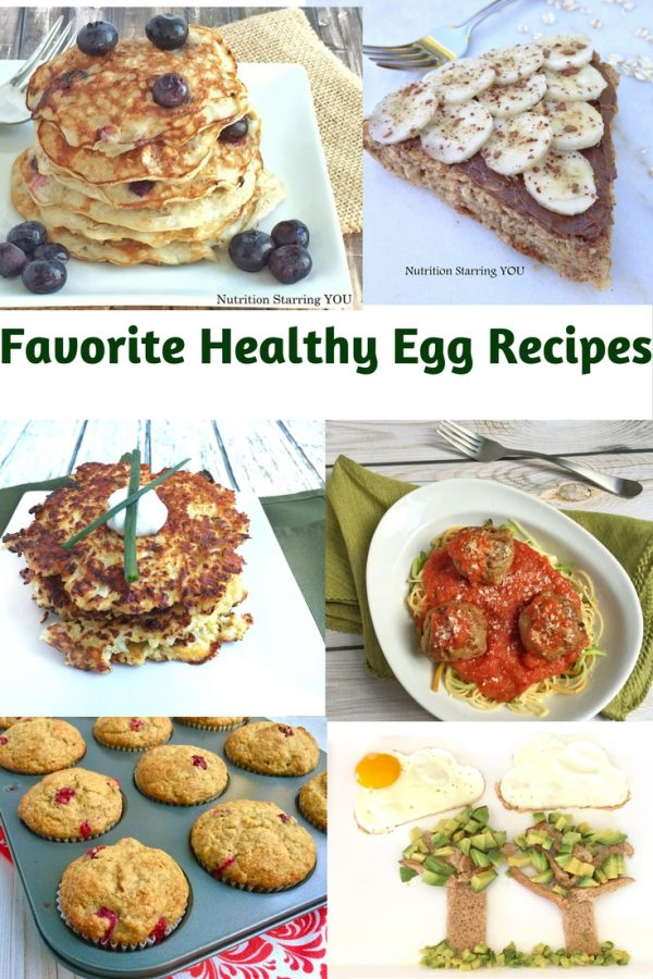 Favorite Healthy Egg Recipes