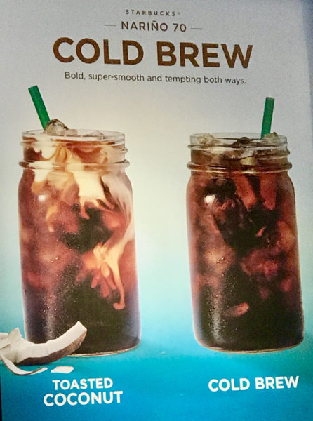 order at Starbucks When Trying to Lose Weight