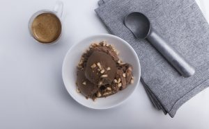 Healthier Chocolate Ice Cream Treats