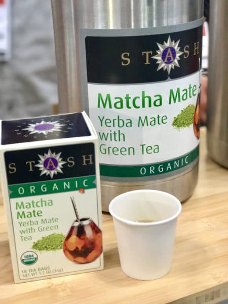 STASH Tea Yerba Mate Green Tea