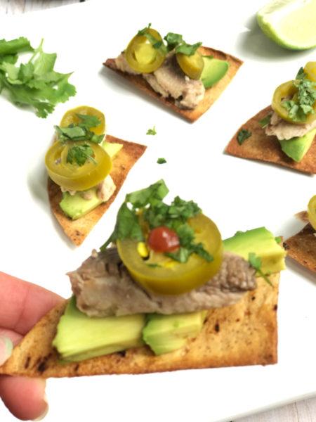 Spicy Southwest Sardine Bites