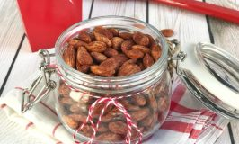 Cinnamon Spice Roasted Almonds