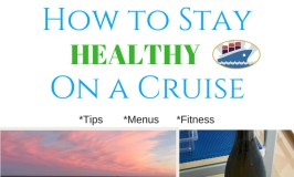 How to Stay Healthy on a Cruise