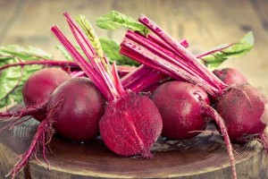 Beets with Mustard Dressing