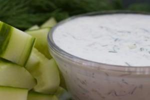 Vegan Tzatziki Recipe