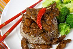 Vegan Mongolian Beef Recipe