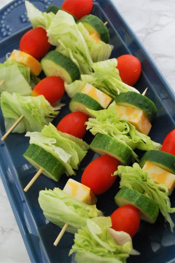 Salad Skewers  Nutrition to Fit