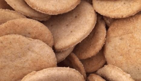 Homemade Whole Wheat Ritz Crackers