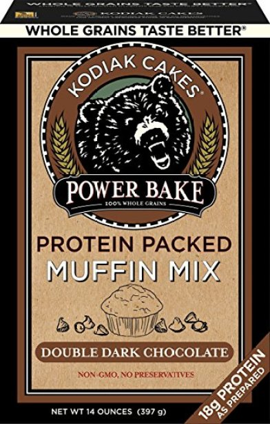 Double Chocolate Pumpkin Protein Muffins Nutrition With