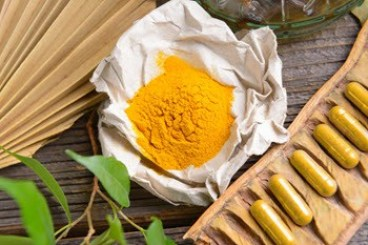 Turmeric power and supplements