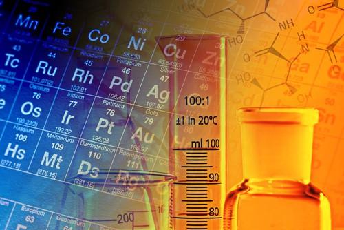 Scientific research, concept