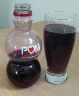 POM Wonderful Bottle