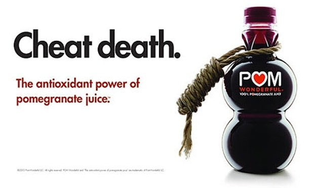 POM Wonderful Cheat Death