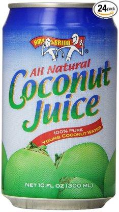 Amy & Brian Coconut Water Original