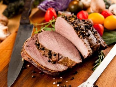 Red meat roast