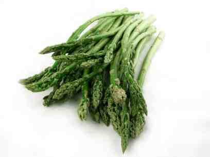 Stalks of Asparagus