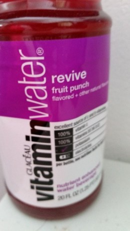 Revive Vitamin Water