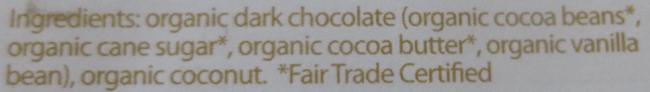 Vital choice ingredients