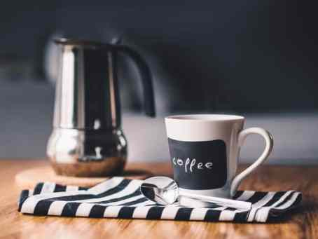 Coffee and coffee mug