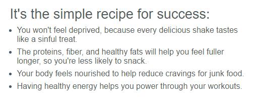 Simple recipe