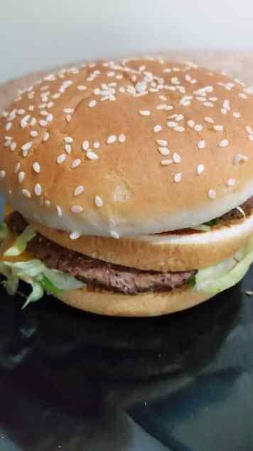 Big Mac Burger