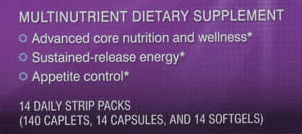 Multi-nutrient Supplement